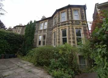 Thumbnail 4 bed flat to rent in Redland Grove, Redland, Bristol