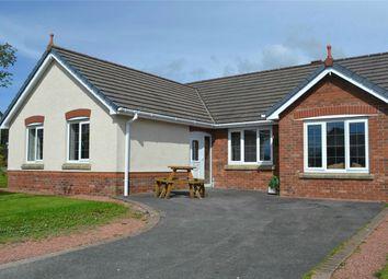 Thumbnail 3 bed detached bungalow for sale in Laurel Court, The Highlands, Whitehaven, Cumbria