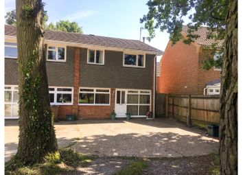 Thumbnail 3 bed end terrace house for sale in Gresford Close, St Albans