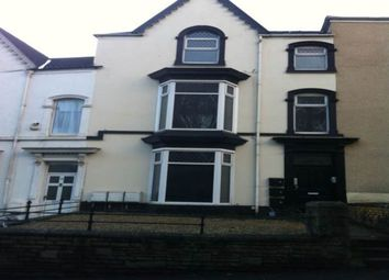 Thumbnail 3 bed flat to rent in Bryn Y Mor Crescent, Swansea