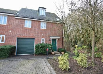 Thumbnail 3 bedroom town house for sale in Coppice Pale, Chineham, Basingstoke
