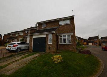 Thumbnail 3 bed detached house for sale in Jubilee Close, Roselands, Northampton, Northamptonshire