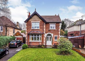 Thumbnail 4 bed detached house for sale in Valley Road, Nottingham