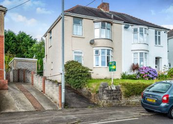 Thumbnail 3 bed semi-detached house for sale in Longford Road, Neath Abbey, Neath