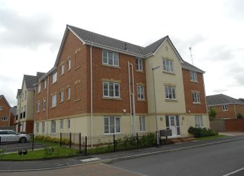 Thumbnail 2 bed flat to rent in Wardle Gardens, Leekbrook, Leek