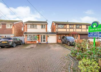 3 bed detached house for sale in Cannock Road, Featherstone, Wolverhampton, Staffordshire WV10