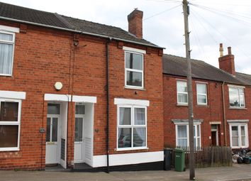 Thumbnail 3 bed end terrace house for sale in Devon Street, Lincoln