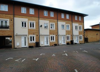 Thumbnail 3 bed town house for sale in Manley Gardens, Bridgwater