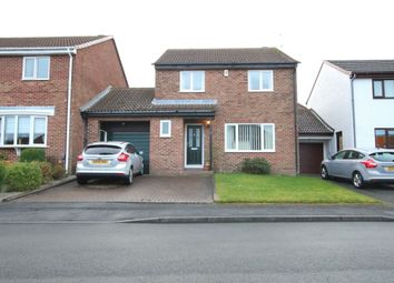Thumbnail 4 bed detached house for sale in Nairn Close, Usworth, Washington