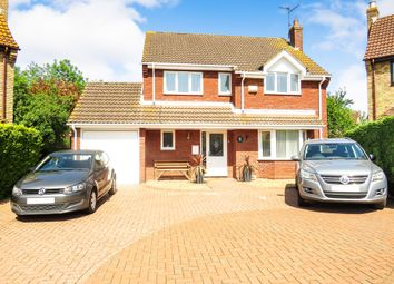 Thumbnail 4 bed detached house for sale in Monument View, March