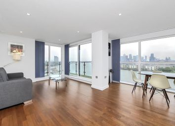 Thumbnail 2 bedroom flat to rent in Wharf Street, London