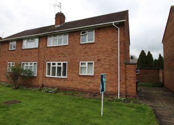Thumbnail 1 bed flat for sale in Renton Road, Wolverhampton