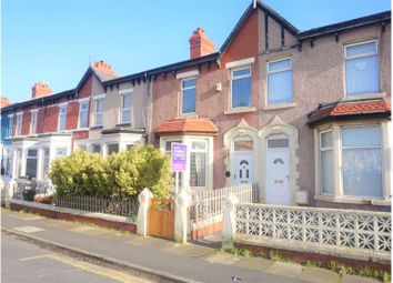 3 bed terraced house for sale in Warbreck Drive, Blackpool FY2