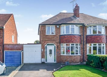 Thumbnail 3 bed semi-detached house for sale in Birches Park Road, Wolverhampton