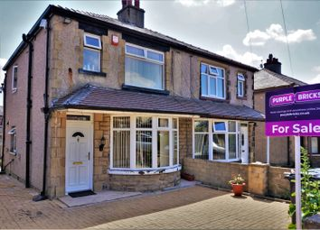 3 bed semi-detached house for sale in Fifth Avenue, Bradford BD3