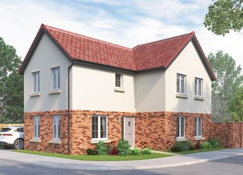 "Thumbnail 4 bed detached house for sale in ""The Hartlebury"" at Skinner Street, Creswell, Worksop"