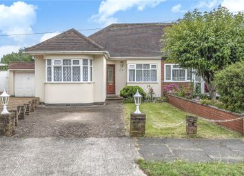 Thumbnail 2 bed bungalow for sale in Ashdale Grove, Stanmore, Middlesex