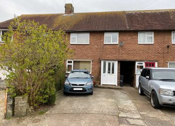 Thumbnail Terraced house for sale in Crawley Crescent, Eastbourne
