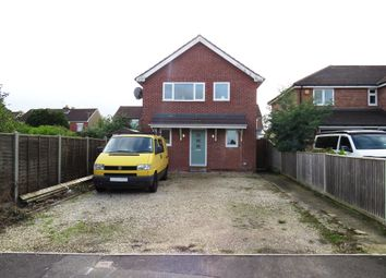 Thumbnail 3 bed detached house for sale in Deverell Place, Widley, Waterlooville