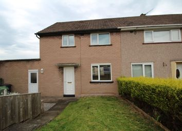 Thumbnail 2 bed terraced house to rent in Springfield Road, Carlisle