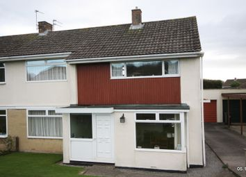 Thumbnail 3 bed semi-detached house to rent in Esmond Grove, Upper Clevedon