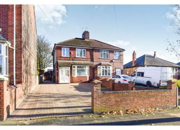 Thumbnail 3 bed semi-detached house for sale in Turnhurst Road, Stoke-On-Trent