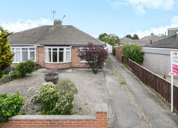 Thumbnail 3 bedroom semi-detached bungalow for sale in Gorse Paddock, Huntington, York