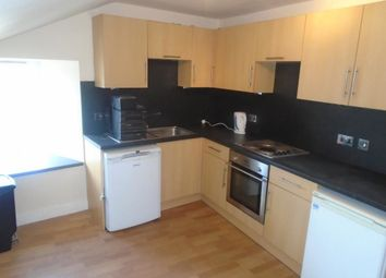 Thumbnail 2 bed flat to rent in Attic Flat High Street, Dingwall