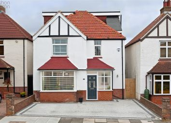 Thumbnail 4 bed detached house for sale in Portland Avenue, Hove
