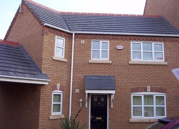 Thumbnail 1 bed link-detached house to rent in Roman Way, Higham Ferrers