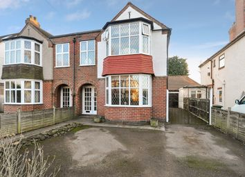 Thumbnail 4 bed semi-detached house for sale in Beechwood Avenue, Earlsdon, Coventry