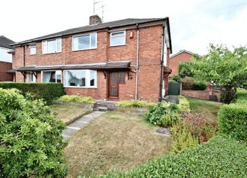 Thumbnail 3 bed semi-detached house for sale in Norton Crescent, Sneyd Green, Stoke-On-Trent