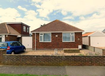 Thumbnail 2 bed detached bungalow for sale in Capel Avenue, Peacehaven