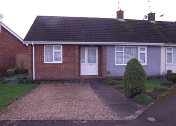 Thumbnail 2 bed semi-detached bungalow to rent in Willesby Road, Spalding