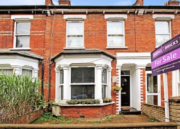 Thumbnail 3 bed terraced house for sale in Byron Road, Harrow