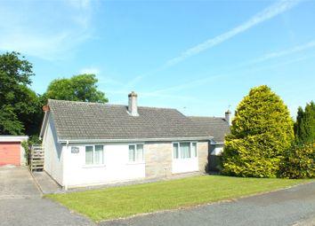 Thumbnail 3 bed detached bungalow for sale in Cricket Grove, Hundleton, Pembroke