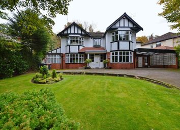 Thumbnail 5 bedroom detached house for sale in Singleton Road, Broughton Park, Salford