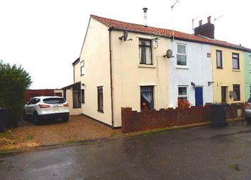 Thumbnail 3 bedroom end terrace house for sale in Old Coast Road, Ormesby, Great Yarmouth