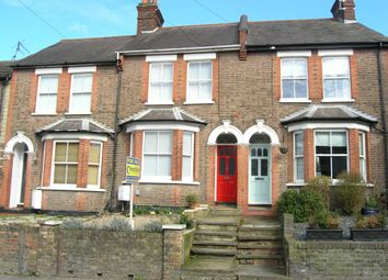 Thumbnail 3 bed terraced house for sale in Pinner Road, Watford