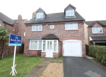 Thumbnail 5 bed detached house for sale in Clough Road, Halewood, Liverpool