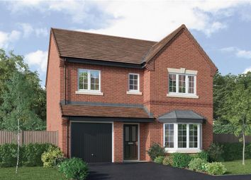 "Thumbnail 4 bed detached house for sale in ""Holbrook"" at Starflower Way, Mickleover, Derby"
