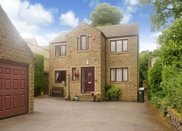 Thumbnail 4 bedroom detached house for sale in Sowden Grange, Thornton, Bradford