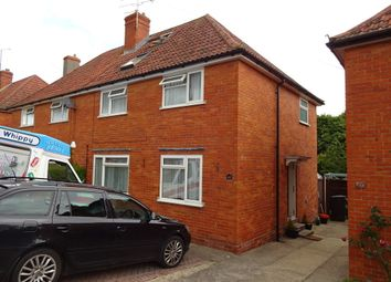 Thumbnail 4 bed semi-detached house to rent in Seaton Road, Yeovil