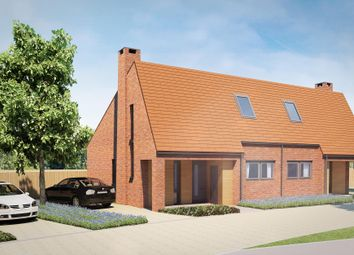 "Thumbnail 2 bed bungalow for sale in ""Tansy 1"" at Meadlands, York"