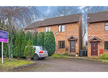 Thumbnail 2 bed semi-detached house for sale in Ivy Close, Winchester