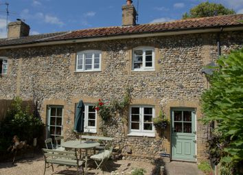 Thumbnail 2 bed cottage for sale in Culford, Bury St. Edmunds