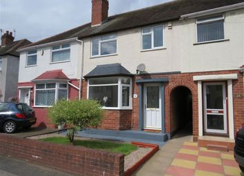 Thumbnail 3 bedroom town house for sale in Collins Road, Wednesbury