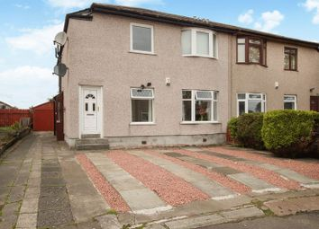 Thumbnail 3 bed flat for sale in Croftburn Drive, Croftfoot, Glasgow