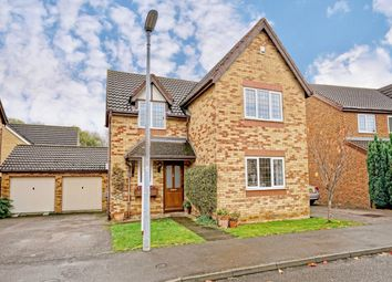 Thumbnail 4 bed detached house for sale in Murrell Close, St. Neots, Cambridgeshire
