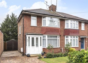 3 bed semi-detached house for sale in Thistlecroft Gardens, Stanmore, Middlesex HA7